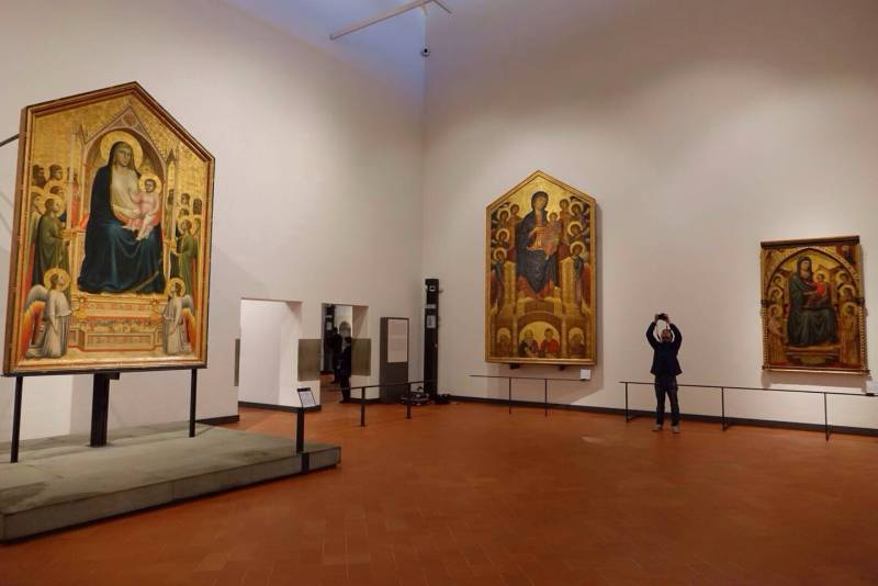 Uffizi to reopen the Halls of 'Primitives' | Tuscany ...